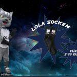 Sportsocken Lola Merchandise