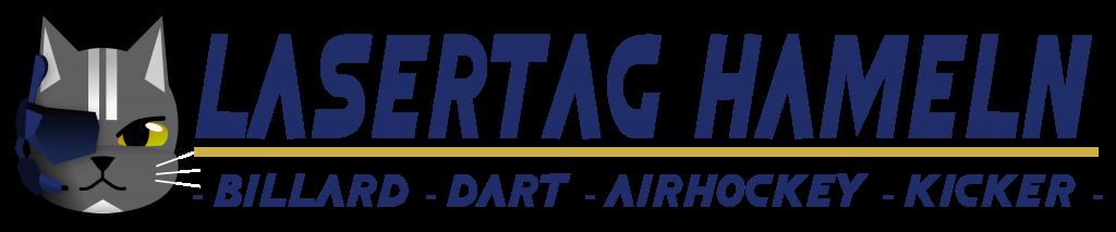 Lasertag Hameln Logo