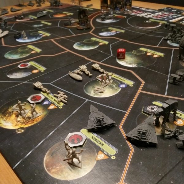 Hameln Spielt! Star Wars Rebellion