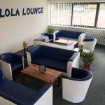 Lola Lounge hinten